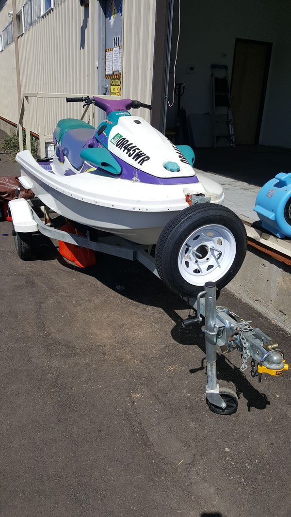 Yamaha Wave Venture 760 Twin Carb for Sale in Portland, OR - OfferUp