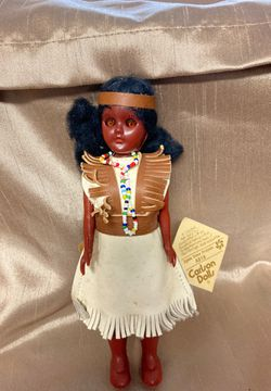 Carlson Indian doll Thumbnail
