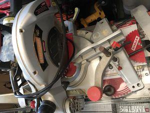 Craftsman miter saw for Sale in Houston, TX