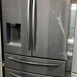 Samsung Stainless Steel 4 Door Fridge Thumbnail