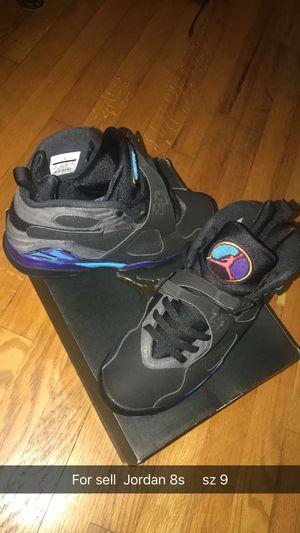 Jordan 8s for Sale in Springfield, VA