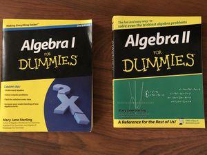 Algebra books for Sale in Pittsburgh, PA
