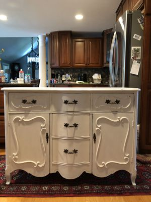 Phenomenal New And Used White Dresser For Sale In Manchester Nh Offerup Download Free Architecture Designs Sospemadebymaigaardcom