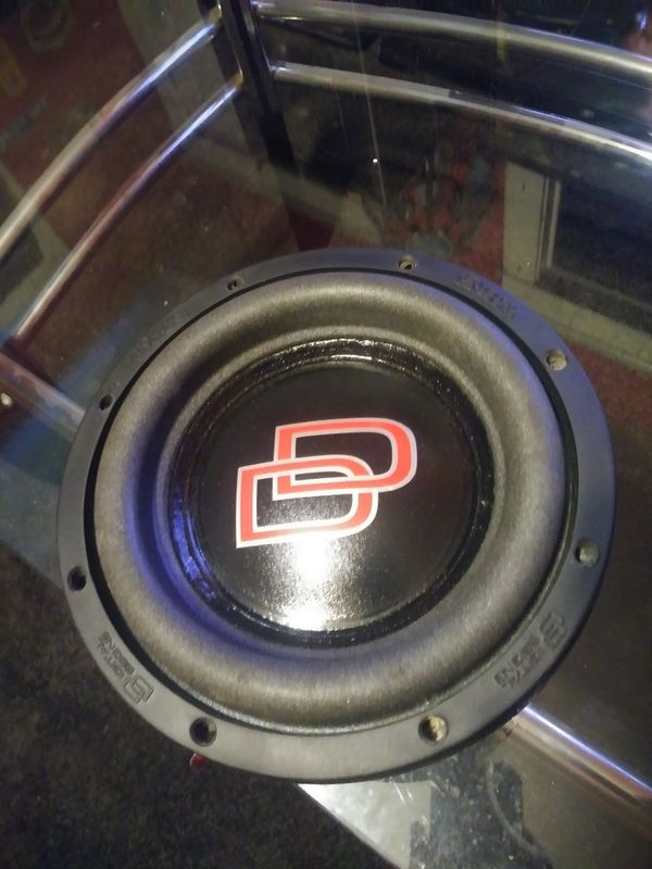 Digital Designs 1508 D4 8 Inch Sub For Sale In Buffalo Ny Offerup