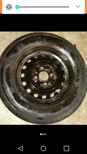 "13"" tire 4 lug. for Sale in Austin, TX"
