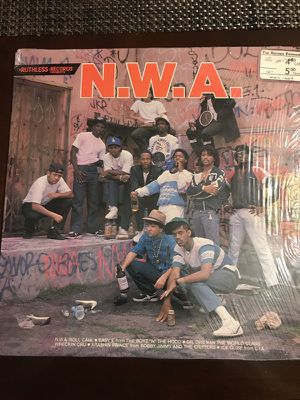 N.W.A. Vinyl for Sale in Cleveland, OH