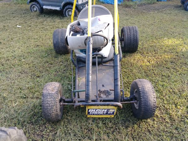 Large frame go kart with a 212cc engine on the box (used)  $250 for Sale in  Kernersville, NC - OfferUp