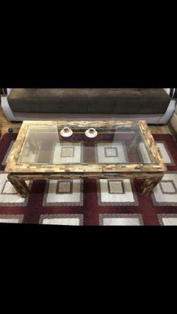 Bamboo furniture Table Thumbnail