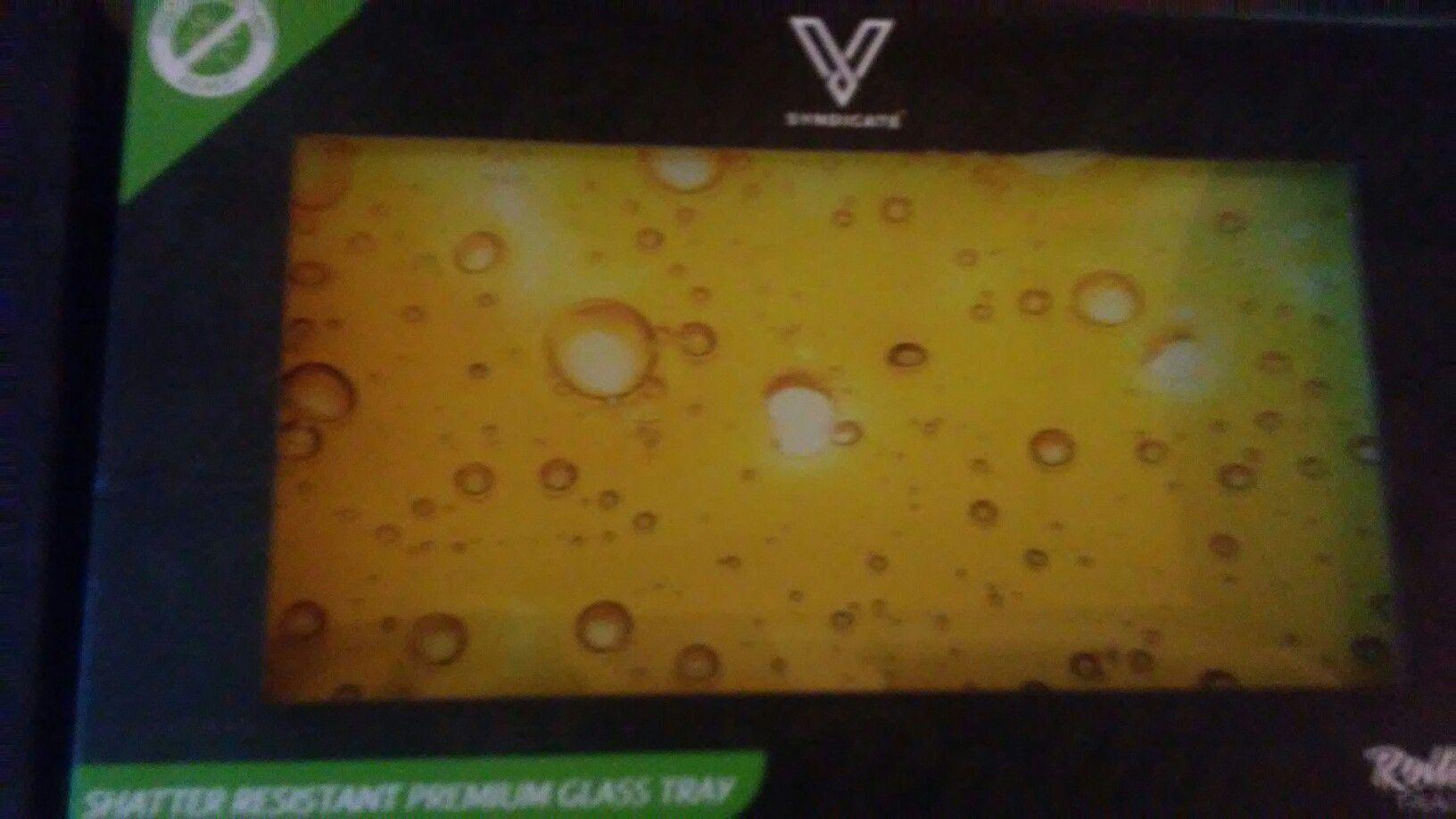 Shatter Resistant Premium Glass Trays