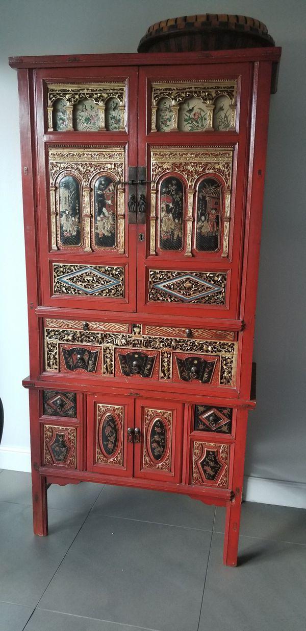 - Antique Cabinet Cupboard For Sale In Fort Lauderdale, FL - OfferUp