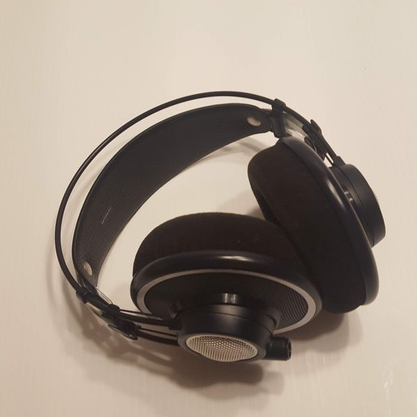 cad6c5558de AKG K702 Reference Class Studio Headphones Headband for Sale in San ...