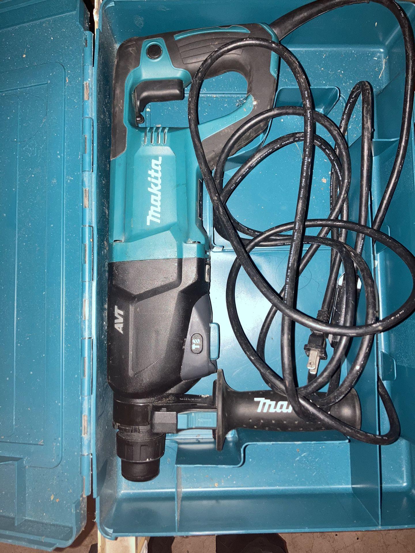 Makita Hammer Drill 100