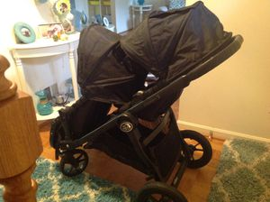 Jogger City Double Stroller for Sale in Gaithersburg, MD