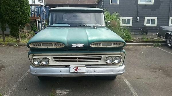 1960 Chevrolet Apache C10 For Sale In Seattle Wa Offerup