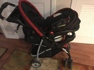 Stroller with car seat for Sale in Arlington, VA