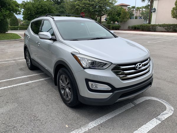 2014 Hyundai Santa Fe Sport Fully Loaded For Sale In Laud By Sea Fl Offerup