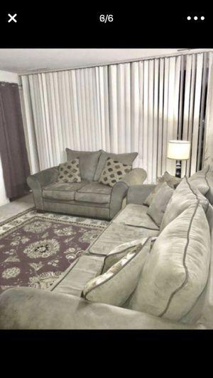 American signature sofas 2 piece for Sale in Alexandria, VA