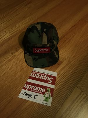 a0d7d3c6 New and Used Supreme hat for Sale in Burbank, CA - OfferUp