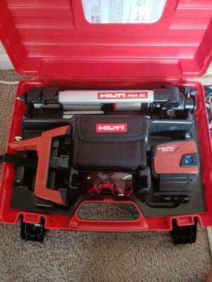 Laser hilti linea roja y punto for Sale in Fort Belvoir, VA