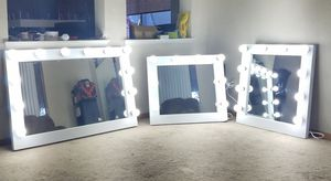 Makeup Vanity Mirror. Different sizes. for Sale in Moreno Valley, CA
