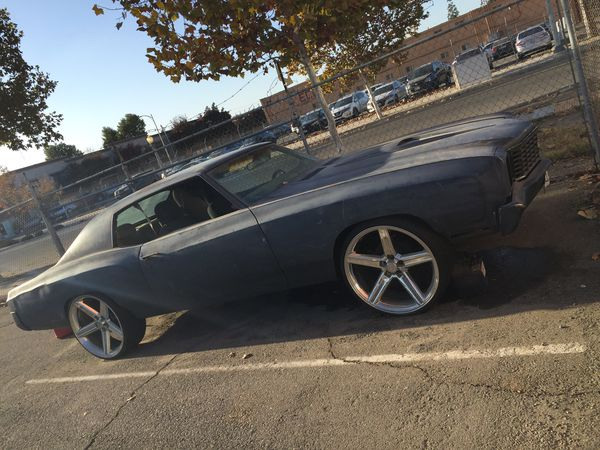 Used Car Dealerships In Fresno Ca >> 72 Chevy Monte Carlo for Sale in Fresno, CA - OfferUp
