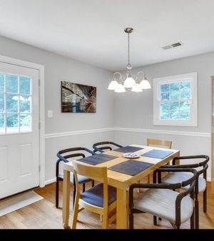Dining table with chairs for Sale in Fairfax, VA