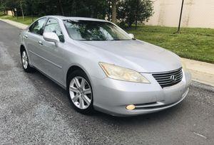 2007 Lexus ES 350• $6500 FIRM•• Priced Cheap••2007 Lexus ES 350• Bluetooth Aux • Push to start for Sale in North Bethesda, MD