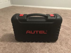 Autel MaxiSys Elite Auto Diagnostic Tool J2534 Reprogram Tool Better MS908P Pro for Sale in Kissimmee, FL