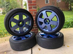 17 inch rims 5x100 for Sale in Annandale, VA