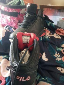 Boys Fila shoes Thumbnail