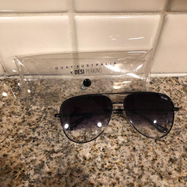 c5af92134c355 Quay Australia Black Sunglasses for Sale in Glendora