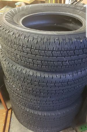 Photo Hankook DynaPro AT tires set of 5