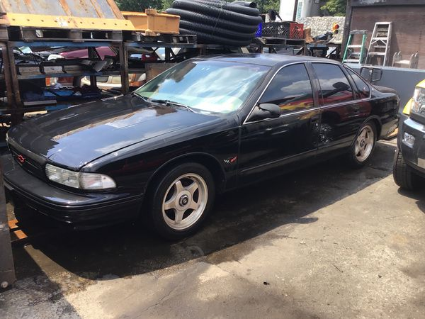 1995 Chevrolet Caprice SS for Sale in Newark, NJ - OfferUp