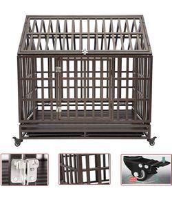 Heavy duty dog crate Thumbnail