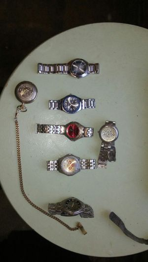 I'm selling some nice watches for Sale in Cleveland, OH