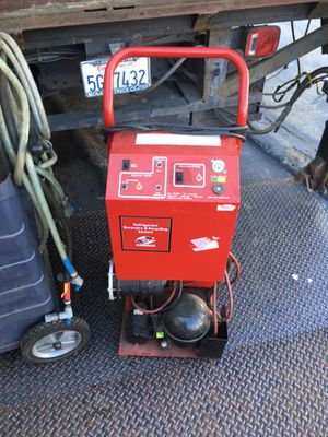 Robinair Ac Machine >> Robinair R12 Ac Machine For Sale In Scotts Valley Ca Offerup