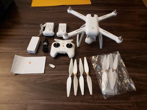 Drone Xiaomi mi 4k video drone for sale, perfect condition , making clear 4k videos.Coming with backpack, 2 batteries, 4 extra propellers. for Sale in Atlanta, GA