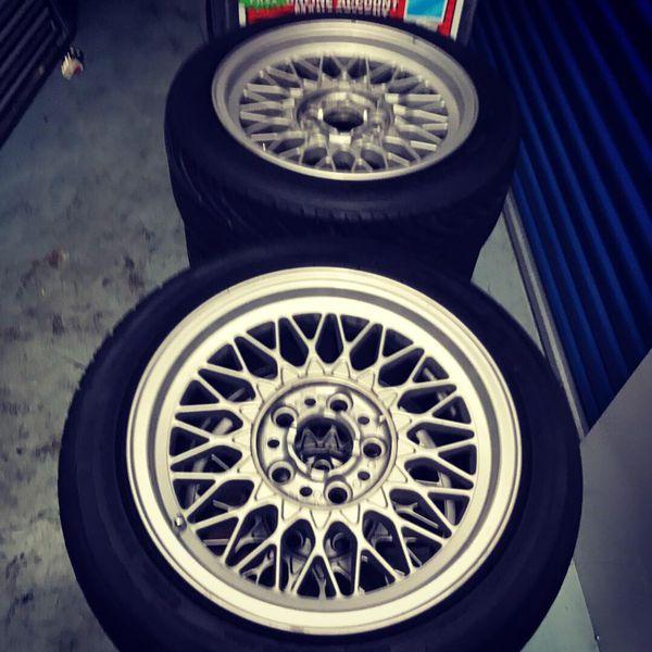 16' BMW 7-Series Mesh Wheels For Sale In Morton Grove, IL