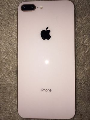 iPhone 8 Plus 128gb ICloud locked. for Sale in Gaithersburg, MD