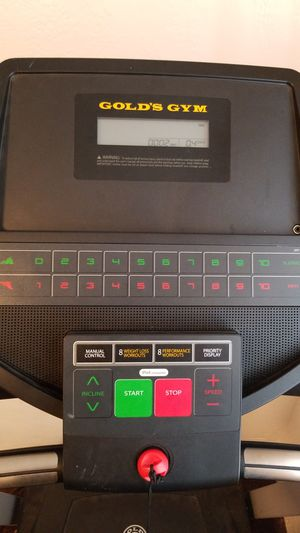 Golds gym treadmill for Sale in Fresno, CA