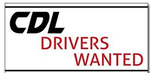 CDL DRIVERS WANTED (part time) for Sale in Hyattsville, MD
