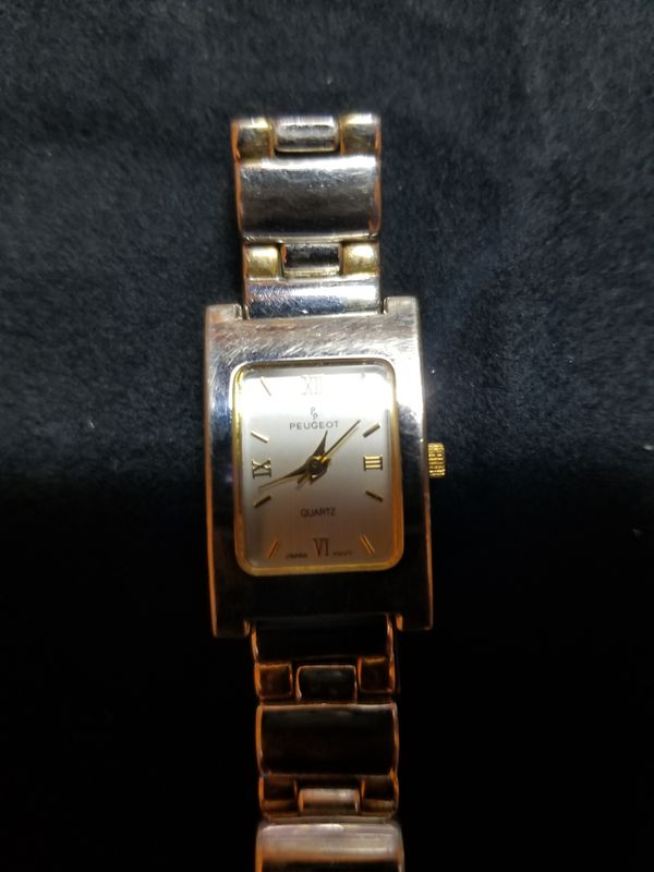 a beautiful ladies peugeot quartz watch for sale in mission, tx