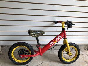 "Muna 12"" Balance Bike for Sale in Silver Spring, MD"