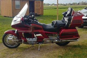 Photo 1999 Honda Goldwing 1500 SE