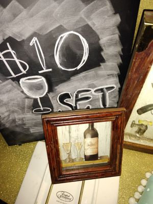 5 Piece of Wine Decor for Sale in Hemet, CA
