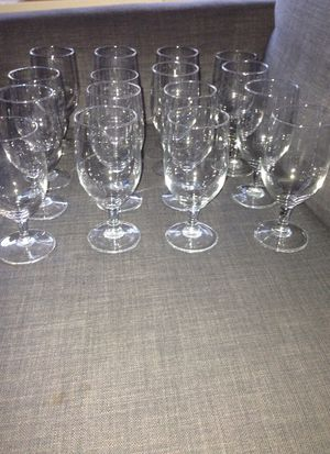 Set of 16 🍷Glasses . Please See All The Pictures and Read the description for Sale in Alexandria, VA