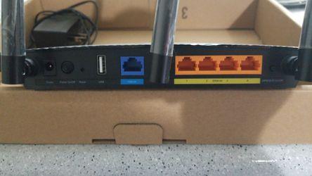 Tplink AC1900 router Thumbnail