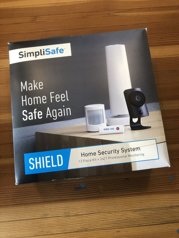 Simplisafe Home Security Bundle For Sale In San Diego Ca