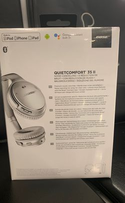 Bose Quiet Comfort 35 2 Thumbnail