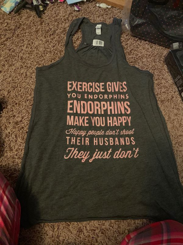 Legally Blonde Quote Flowy Tank Size M For Sale In Rancho Cucamonga Ca Offerup